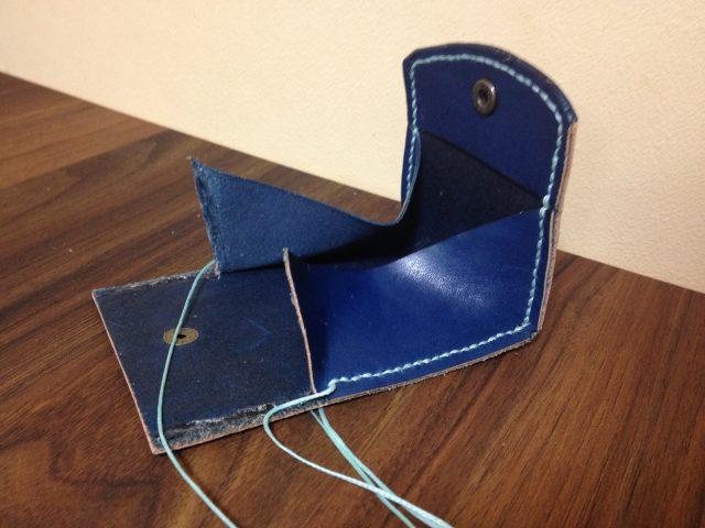 レアークラフト;マチの縫製
