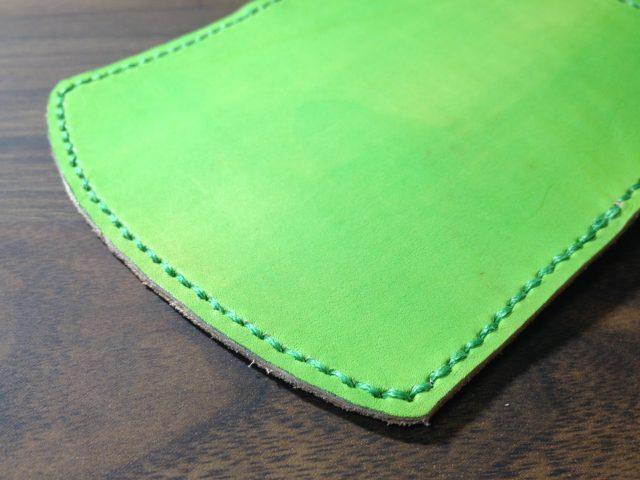 カブセの縫製