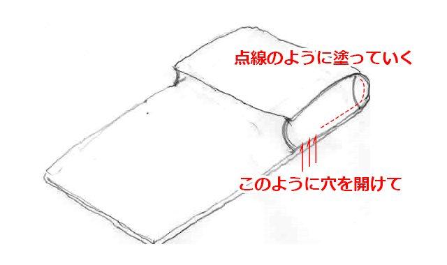 レザークラフトの縫い方