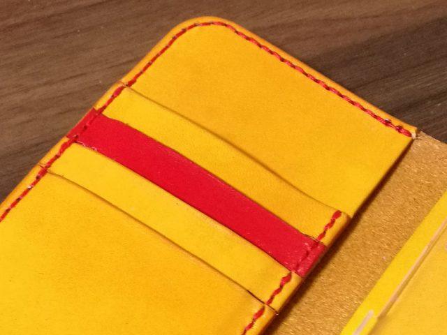 スマートフォンケースのカードケース
