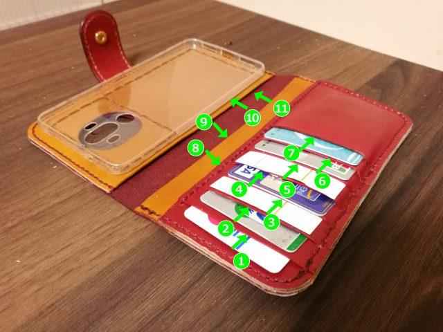 カードポケットのイメージ