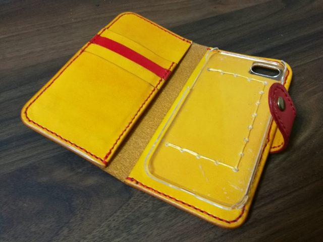 過去に作ったiPhoneケース
