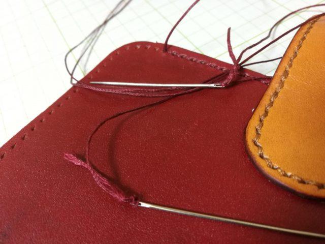 縫い付けイメージ
