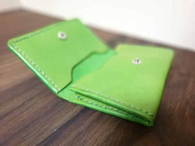 手作りカードケース