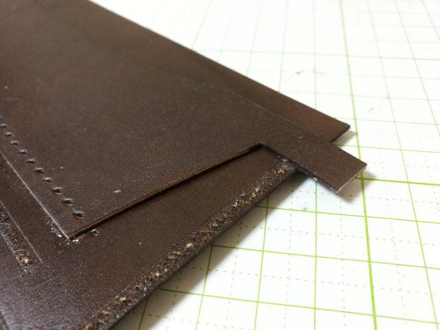 財布のパーツ
