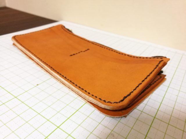 財布のコインケース部分