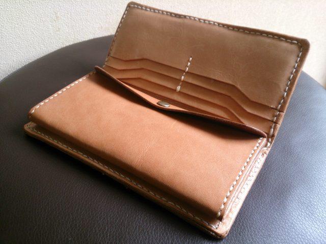 手作り長財布