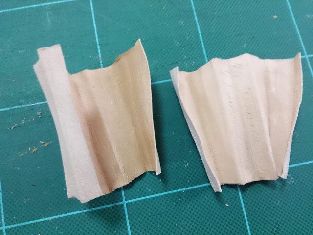 厚さ0.5mmの革